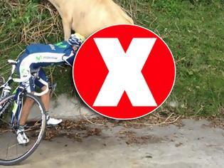 Φωτογραφία για Τι κάνεις εκεί κ. ποδηλάτη;;;