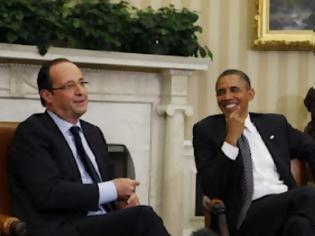 Φωτογραφία για Αμερικανογαλλική συμφωνία: Η Ελλάδα να παραμείνει στο ευρώ
