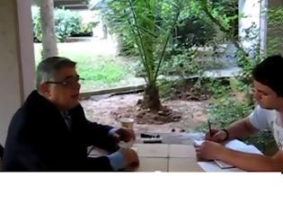 Φωτογραφία για Μιχαλολιάκος: «Γιατί δεν γίνεται τόσος ντόρος με την Παπαρήγα που είναι άθεη;» [βίντεο]