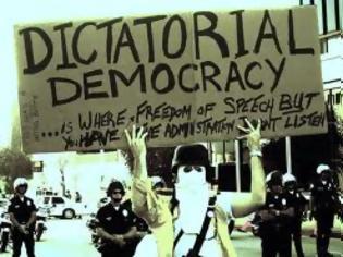Φωτογραφία για Μήνυμα αναγνώστη: Τόοοοοσο μεγάλη δημοκρατία έχουμε στη χώρα μας