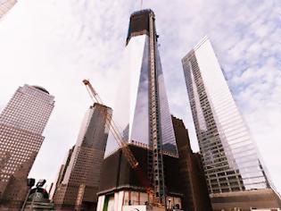 Φωτογραφία για O Πύργος της ελευθερίας στήνεται στον τόπο μαρτυρίου της Νέας Υόρκης