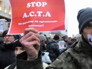 Φωτογραφία για Hμέρα διαμαρτυρίας η 9η Ιουνίου ενάντια στην ACTA