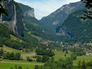 Φωτογραφία για Φανταστικό χωριό στις Άλπεις