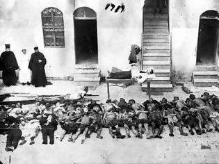 Φωτογραφία για Ο Μουσταφά Κεμάλ έδωσε το σύνθημα: «σκοτώστε τους γκιαούρηδες!..» κι άρχισαν  οι θηριωδίες των Τούρκων και οι στρατολογήσεις στα  « Αμελέ Ταμπουρού»