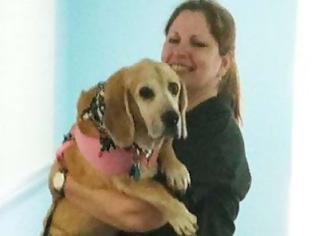 Φωτογραφία για Σκύλος έσωσε την ιδιοκτήτριά του από τον καρκίνο!