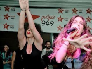 Φωτογραφία για Κατερίνα Στικούδη: Τo τρελό πάρτυ στο DC και τα... σέξι ψωμάκια(φωτογραφίες)