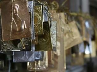 Φωτογραφία για Ηράκλειο: Eικόνα και τάματα έκαναν φτερα