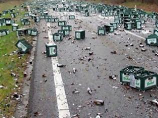 Φωτογραφία για Μεθυσμένος δρόμος στην Πολωνία