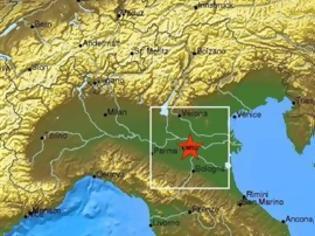 Φωτογραφία για Σεισμός μεγέθους 5,9 Ρίχτερ στην Ιταλία