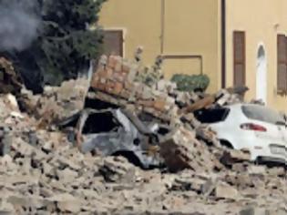 Φωτογραφία για Ανεβαίνει ο αριθμός των νεκρών από τον σεισμό στην Ιταλία
