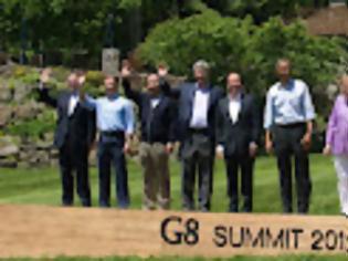 Φωτογραφία για G8 και ΗΠΑ: Η Ελλάδα πρέπει να μείνει στην Ευρωζώνη