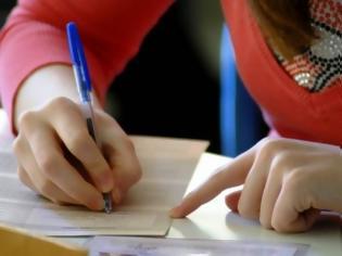 Φωτογραφία για Αύριο αρχίζουν οι πανελλαδικές εξετάσεις