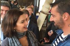 """Η """"αρχόντισσα"""" της Ιταλικής Βουλής Λάουρα Μπολντρίνι ύμνησε τους υποψήφιους για το Νόμπελ Ειρήνης [video]"""