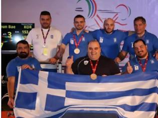 Φωτογραφία για Με ένα ακόμη μετάλλιο στις αποσκευές του ο Μπακοχρήστος Δημήτριος αθλητής του ΑΚΜΩΝ ΑμεΑ Ιωαννίνων