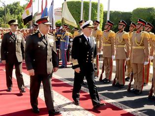Φωτογραφία για Επίσημη Επίσκεψη Αρχηγού ΓΕΕΘΑ στην Αίγυπτο