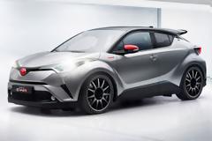 Toyota: Σκέψεις για έκδοση επιδόσεων του νέου C-HR