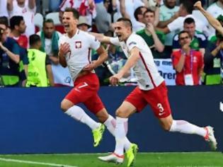 Φωτογραφία για Πιο έμπειρη η Πολωνία νίκησε 1-0 την φιλότιμη Β. Ιρλανδία