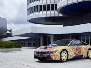 Φωτογραφία για Μια φουτουριστική έκδοση του BMW i8! [photos]