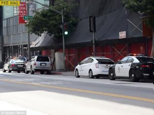 Φωτογραφία για Η Amber Heard φώναξε την αστυνομία όταν η ομάδα του Johny Depp πήγε στο σπίτι τους και... [photo]