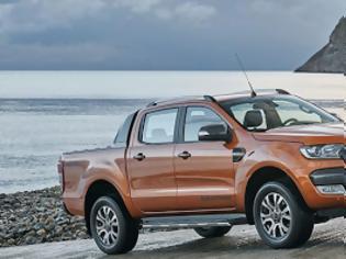 Φωτογραφία για Διασκέδαση στην παραλία με το Ford Ranger !
