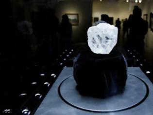 Φωτογραφία για Θα πάθετε πλάκα! Πωλείται το μεγαλύτερο διαμάντι του κόσμου με τιμή... [photo]