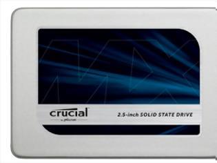 Φωτογραφία για Στην αγορά ο Crucial MX300 SSD - 750GB