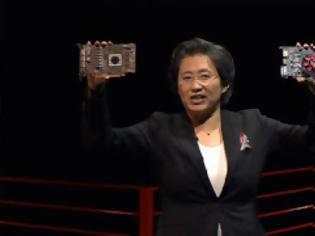 Φωτογραφία για Η AMD ανακοίνωσε τις νέες Radeon RX 470 και RX 460