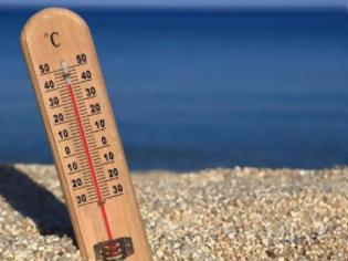 Φωτογραφία για Θα καεί η χώρα! Δείτε τι θερμοκρασία θα κάνει αυτό το σαββατοκύριακο...
