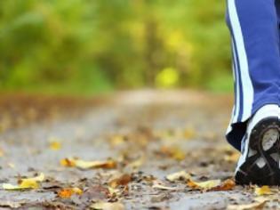Φωτογραφία για Τρία σημαντικά οφέλη με μόλις 10 λεπτά περπάτημα την ημέρα