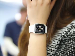 Φωτογραφία για Βρέθηκε ο τρόπος για δικά μας θέματα στο Apple Watch