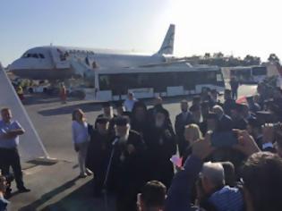 Φωτογραφία για Οι Άγιοι Πατέρες στο… Ηράκλειο – Με ιδιωτική πτήση θα έρθουν από τα Χανιά