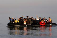 Συνεχώς αυξάνεται η ροή των προσφύγων στα νησιά του Αιγαίου!
