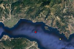 Αισθητή σεισμική δόνηση σε Πάτρα, Αίγιο και Ναύπακτο πριν από λίγη ώρα!