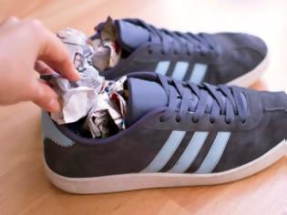 2688c3983c9 Πώς να μην μυρίζουν τα παπούτσια σας   NewsNowgr.com