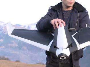 Φωτογραφία για Έρχεται το νέο Drone Parrot Disco με καταπληκτικές δυνατότητες