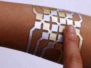 Φωτογραφία για Ηλεκτρονικές συσκευές- τατουάζ