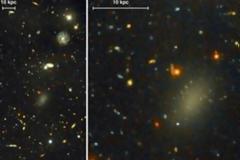«Γαλαξίας - φάντασμα» αποτελείται κατά 99,99% από σκοτεινή ύλη