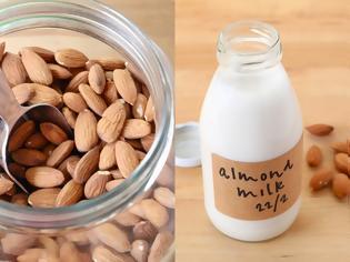 Φωτογραφία για Γάλα αμυγδάλου: Υγιεινό αλλά δύσκολο να το φτιάξεις; Κι όμως γίνεται σε 2!