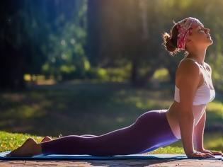 Φωτογραφία για Οι 6 ασκήσεις γιόγκα που σε αδυνατίζουν πραγματικά [photos]