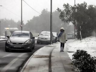 Φωτογραφία για Καιρός: Πολικό ψύχος καταφθάνει από τη Ρωσία - Ο χιονιάς θα «χτυπήσει» και την Αθήνα