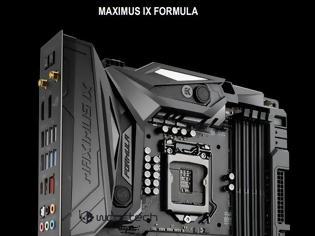 Φωτογραφία για Xαρακτηριστικά μητρικών Z270 της ASUS στο διαδίκτυο