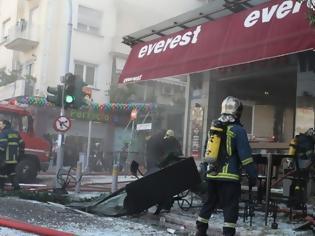 Φωτογραφία για Τι προκάλεσε την έκρηξη και την τραγωδία στην πλατεία Βικτωρίας