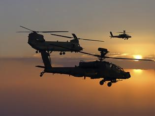 Φωτογραφία για Ελικόπτερα Chinook και Apache για ΗΑΕ και Σαουδική Αραβία