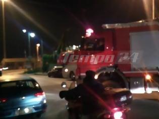 Φωτογραφία για Πυρκαγιά σε λεωφορείο στην οδό Αθηνών - Κινητοποίηση σε Πυροσβεστική και Αστυνομία [photos]