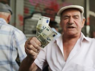 Φωτογραφία για Συνταξιούχοι Μαγνησίας: Ψίχουλα το «δώρο Τσίπρα»