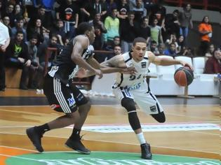 Φωτογραφία για Α1 μπάσκετ: Αυτοκτόνησε ο Προμηθέας-Ήττα στην παράταση από τον ΠΑΟΚ
