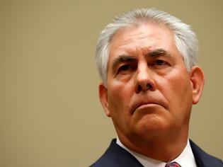 Φωτογραφία για Στον CEO της Exxon Mobil αναθέτει το ΥΠΕΞ ο Ντ. Τραμπ