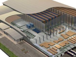 Φωτογραφία για Μετά το Θριάσιο νέα Εμπορευματικά Κέντρα σε Θεσσαλονίκη και Αλεξανδρούπολη
