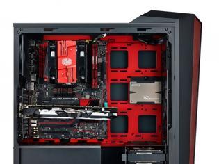 Φωτογραφία για Cooler Master MasterBox 5t: προσιτό Gaming Case!