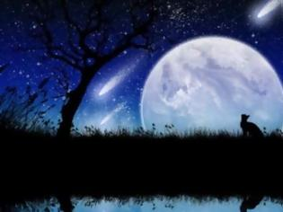 Φωτογραφία για Υπερθέαμα με σούπερ-πανσέληνο και βροχή αστεριών το βράδυ της Τρίτης